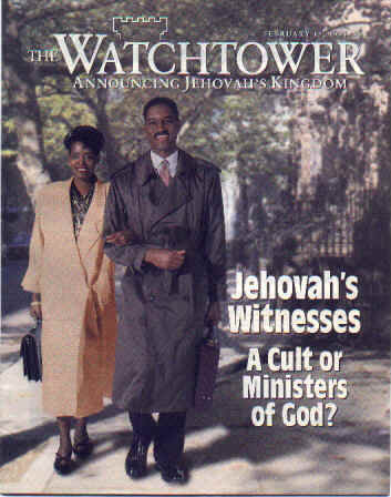 Note from jehovahs witnesses annual meeting